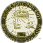 150px wichita state university seal