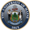 Thumb university of maine seal