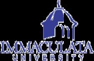 190px immaculata university logo