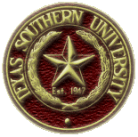 Texas southern university seal