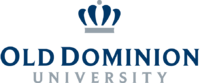 200px old dominion university logo