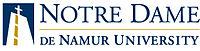 200px notre dame de namur university logo