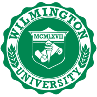 200px wilmington university seal