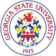220px georgia state university official seal