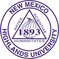 New Mexico Highlands University logo